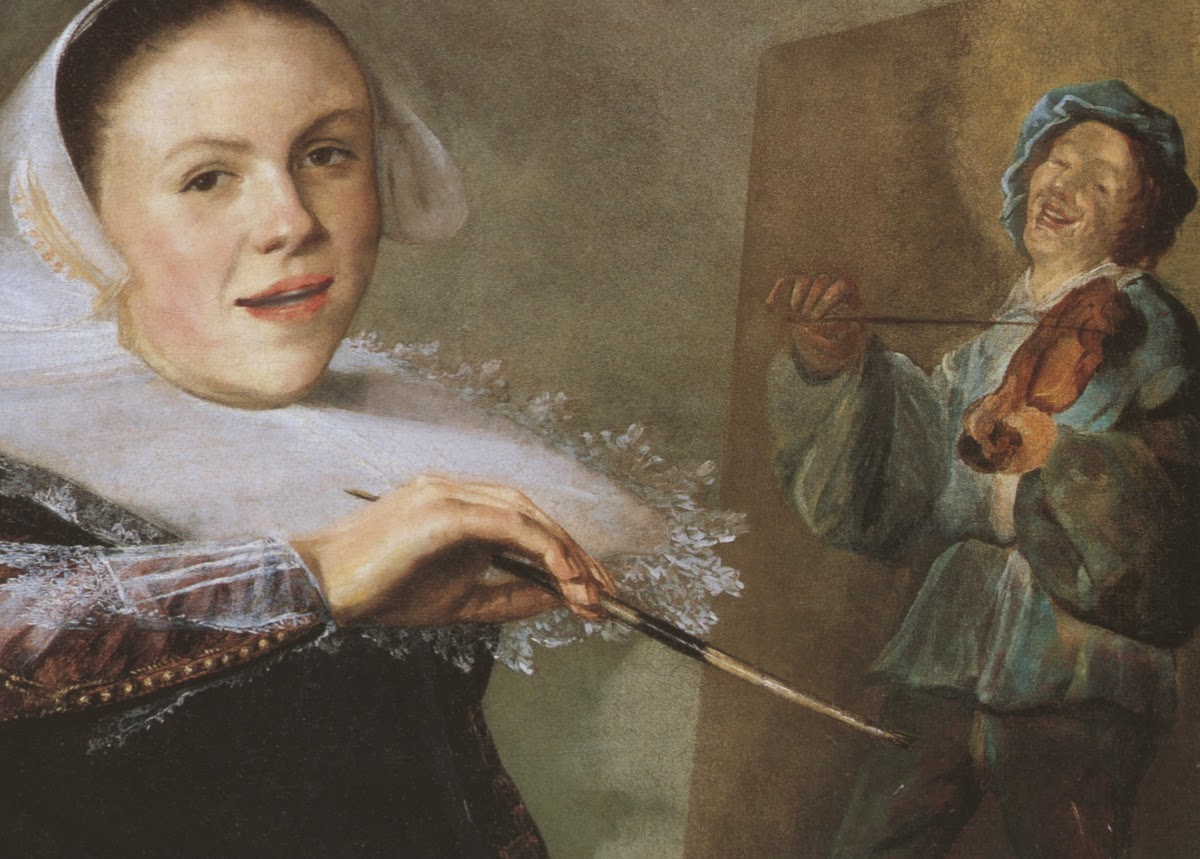 Judith leyster dutch baroque era painter masterpiece for Famous artist in baroque period