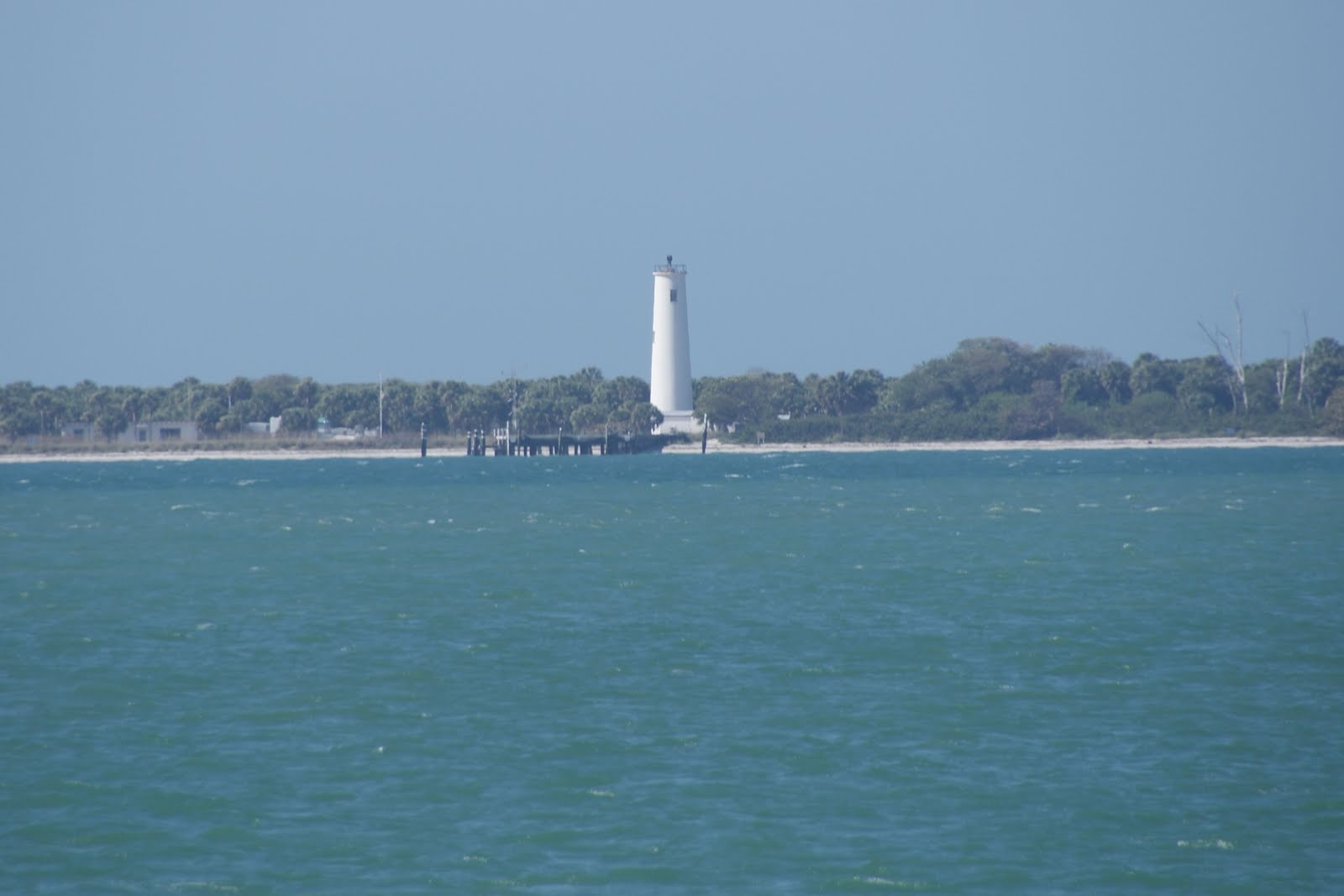Neal's Lighthouse Blog: Egmont Key Lighthouse, Egmont Key ...