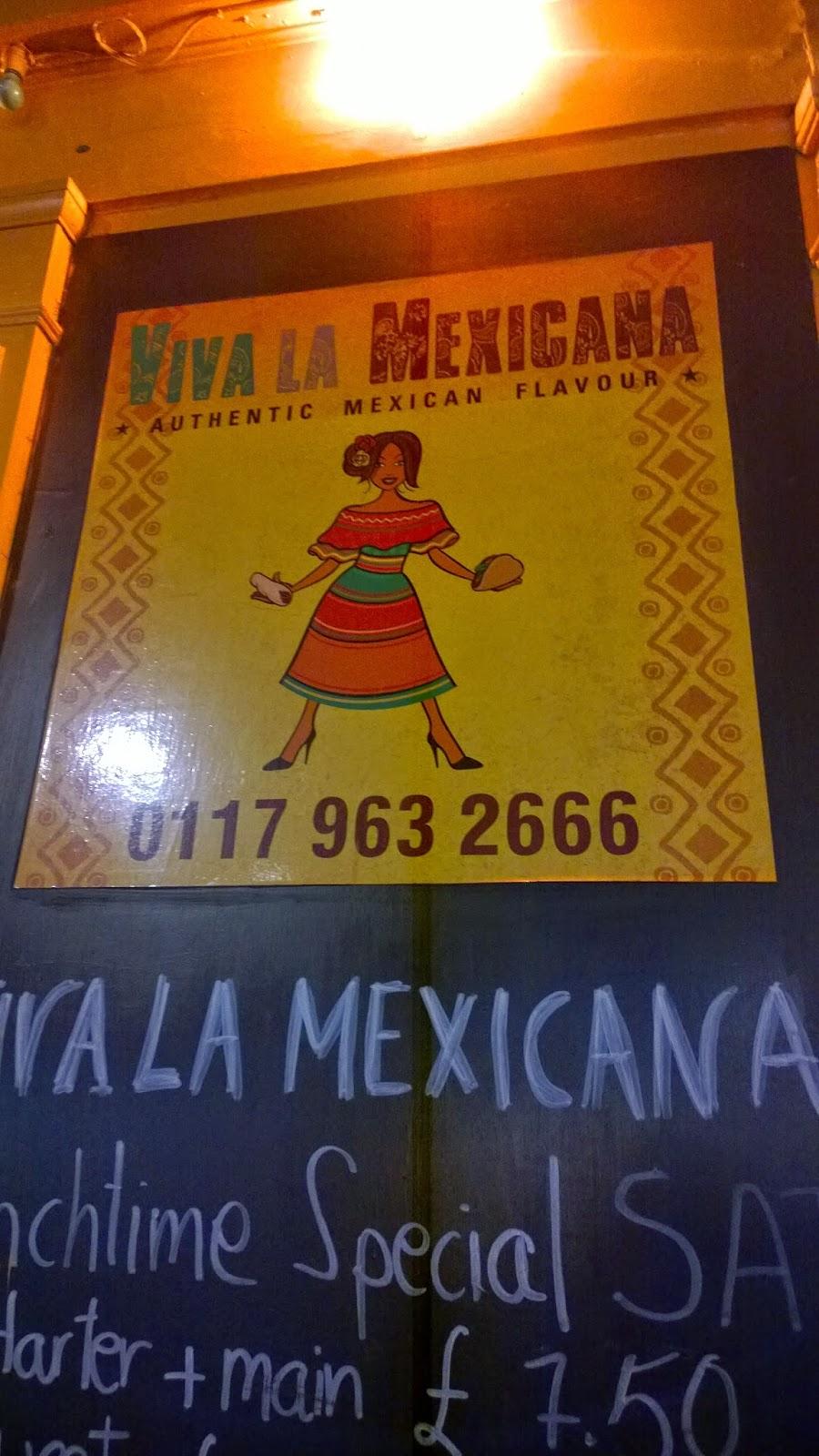 viva la mexicana Bristol