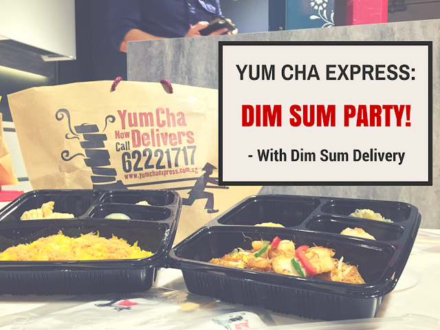 Dim Sum Delivery - Yum Cha Express
