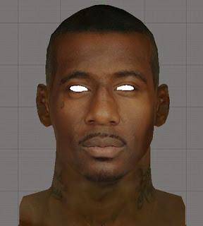 NBA 2K14 Amar'e Stoudemire Cyberface Mod