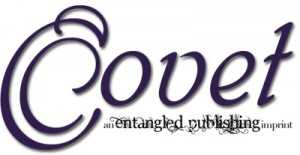 Celebrate the Covet Launch Celebration at Entangled Publishing and Win a Nook!