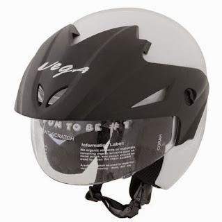 Flipkart Offer on Vega Cruiser Medium Size Motorsports Helmet