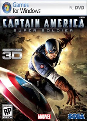 Capitão América Super Soldier   Game PC