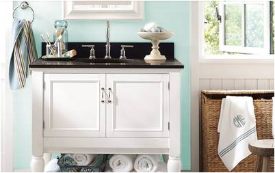 Bathroom Ideas For Young Boys Done By Pottery Barn Kids Who Always Have Great Inspiration For Kids Rooms