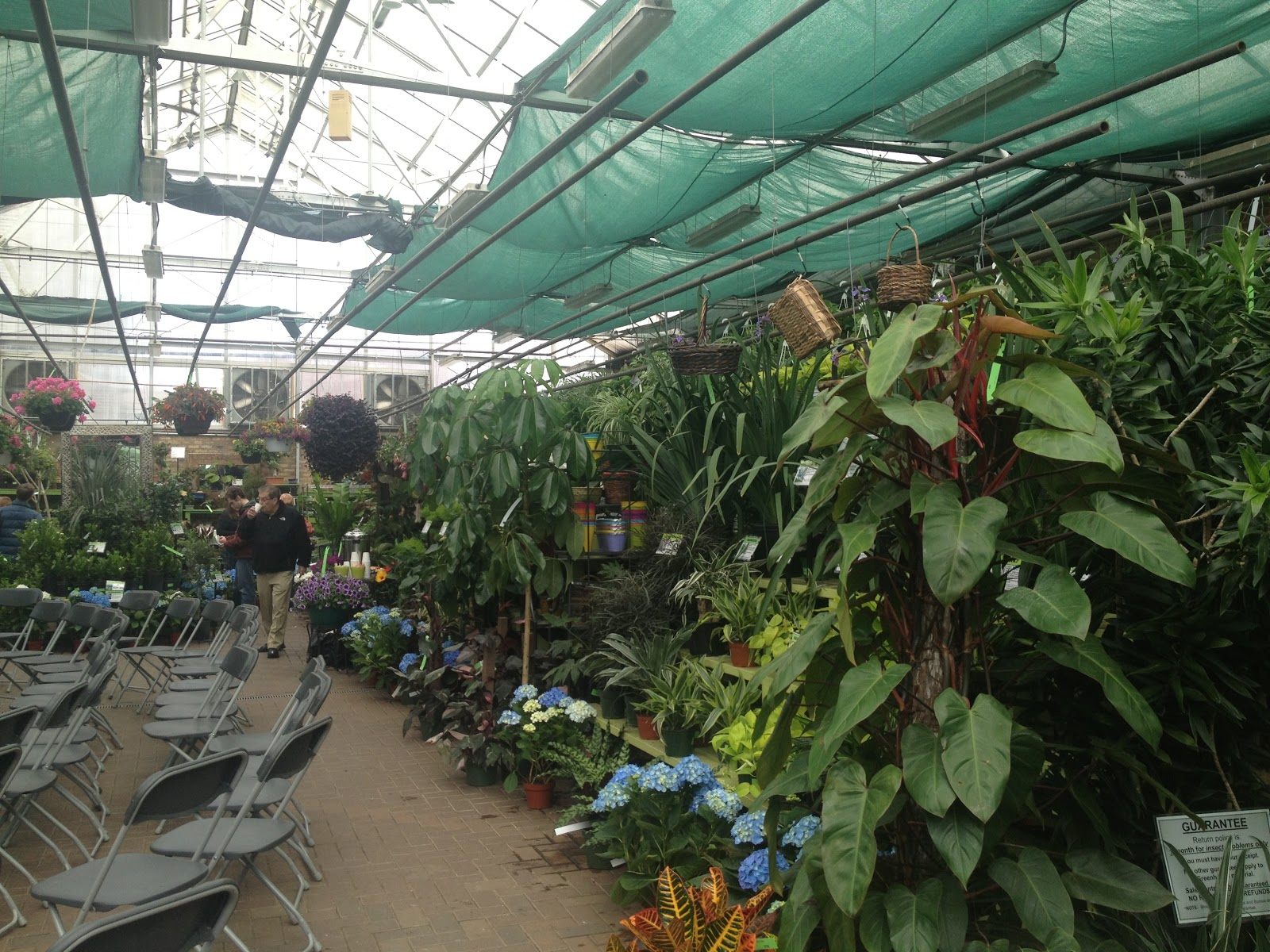 Beau Gethsemane Garden Center