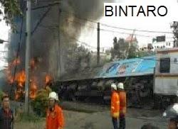 Kecelakaan Kereta Api Bintaro