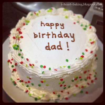 Kids Birthday Cake on Hope You Had A Happy Birthday Dad We Re Glad We ...