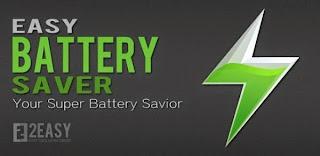Hemat Baterai dengan Easy Battery Saver