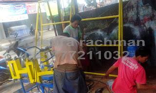 mesin gulung rafia Bekasi
