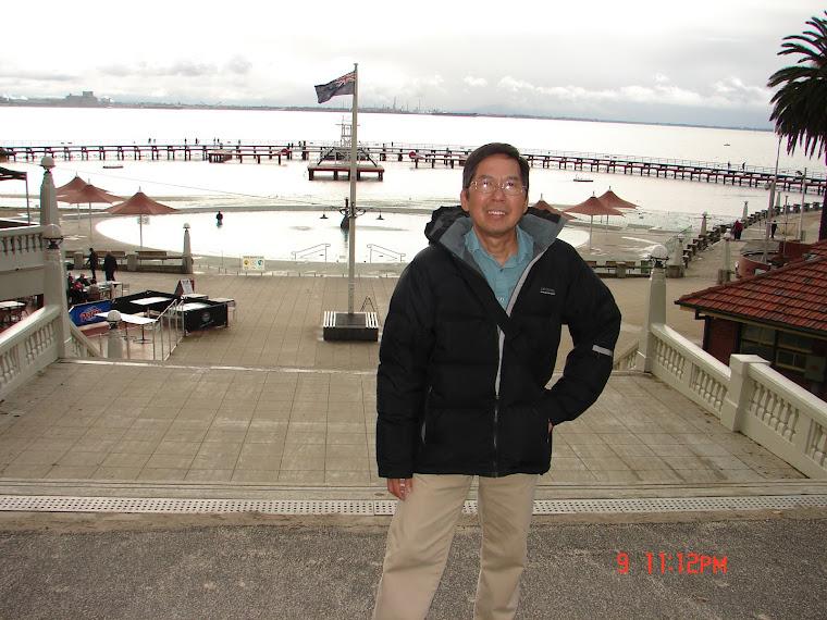 Du lịch Melbourn-Australia(Tháng 7-2012)