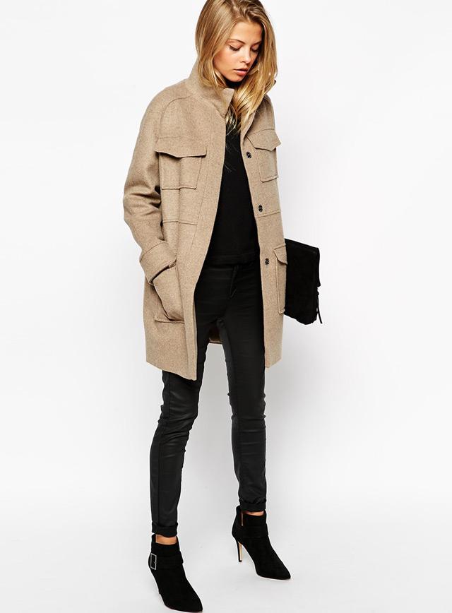 Fashion insider favorite coat style, how to wear a camel coat, stylish inspiration