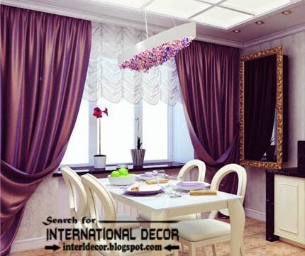 largest catalog of purple curtains and drapes, modern purple curtains for kitchen window