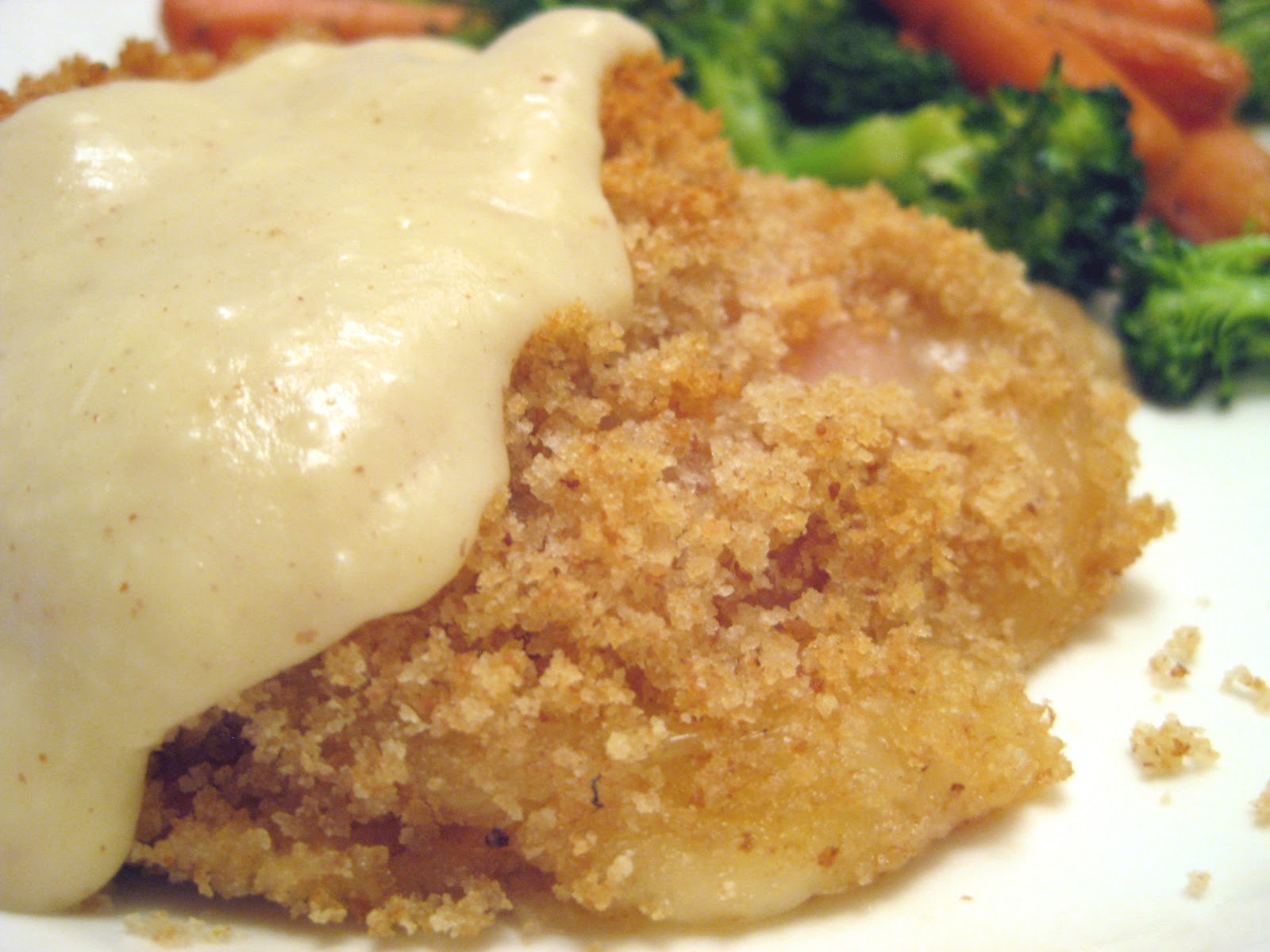 Chicken Cordon Bleu Recipe — Dishmaps