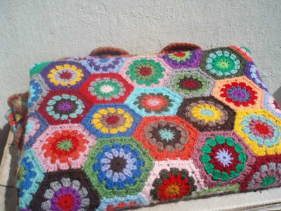 La ventana azul: 54.- Todas mis mantas a crochet ... - photo#5