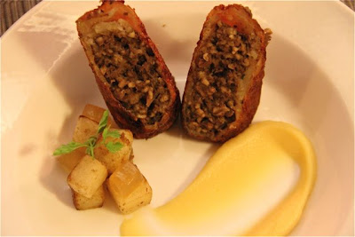 The Scotsmans Haggis. Blog Esteban Capdevila