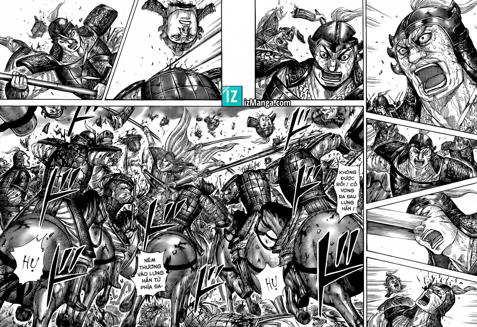 Kingdom – Vương Giả Thiên Hạ (Tổng Hợp) chap 390 page 13 - IZTruyenTranh.com