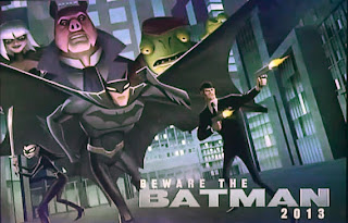 Beware the Batman 1. évad online (2013)
