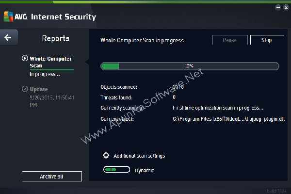 AVG Internet Security 2016 Full Version Free Download for PC