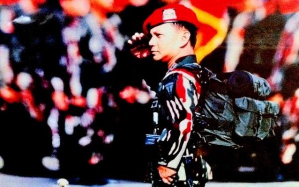 Prabowo juga meraih banyak prestasi gemilang di dunia internasional