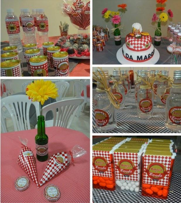 decoracao festa xadrez:Fika a Dika – Por um Mundo Melhor: Festa do Boteco Dicas