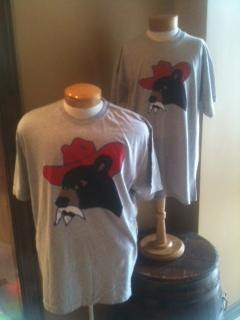 Shirts Without Random Triangles: Oh no! Colonel Reb and the Rebel Black Bear have been polymorphed