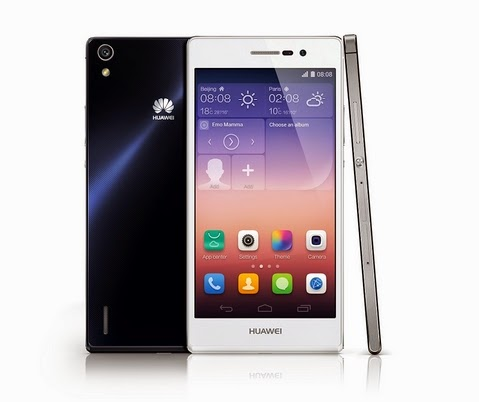 Ascend P7, Huawei, Huawei P7, Ascend P7 in Paris, Chinese telecom, P7, mobile,