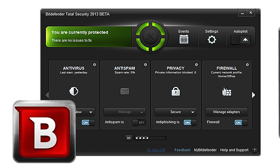 android devices Bitdefender Total Security 2013 Build 16.0.12.1113 Beta / 2012 Build 15.0.38.1604 Download Last Update