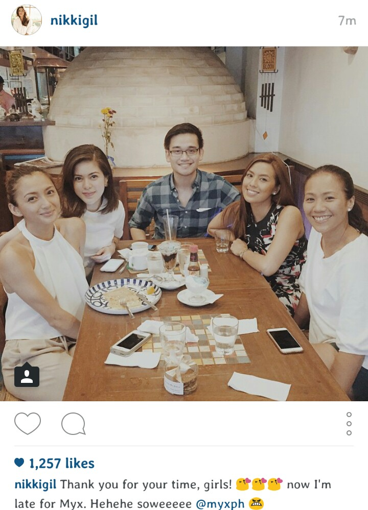 Fashion Pulis Insta Scoop Nikki Gil And Fiance Go On Wedding Cake Tasting