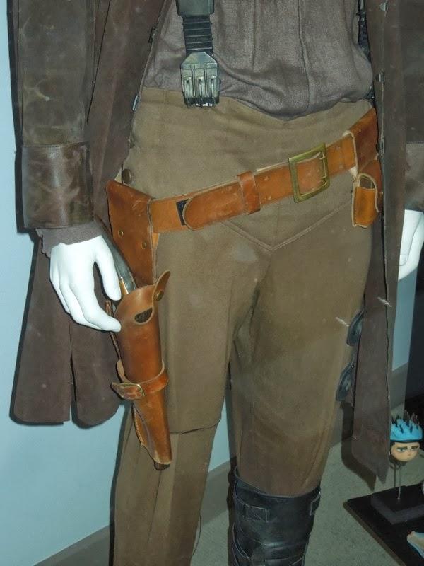 Captain Mal Reynolds Serenity leather costume holster