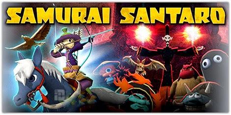 SAMURAI SANTARO - Dark Onmyoji v1.0.0 APK