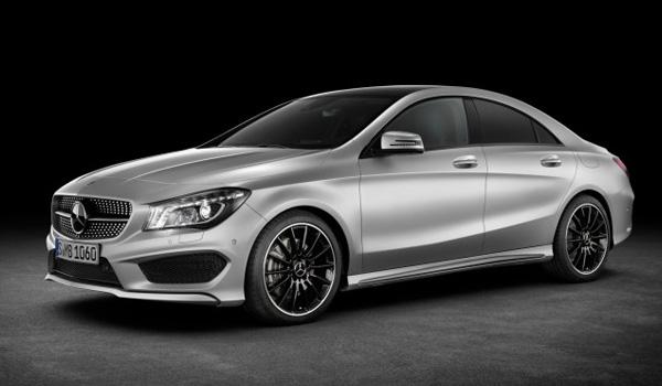 Mercedes CLA sedan