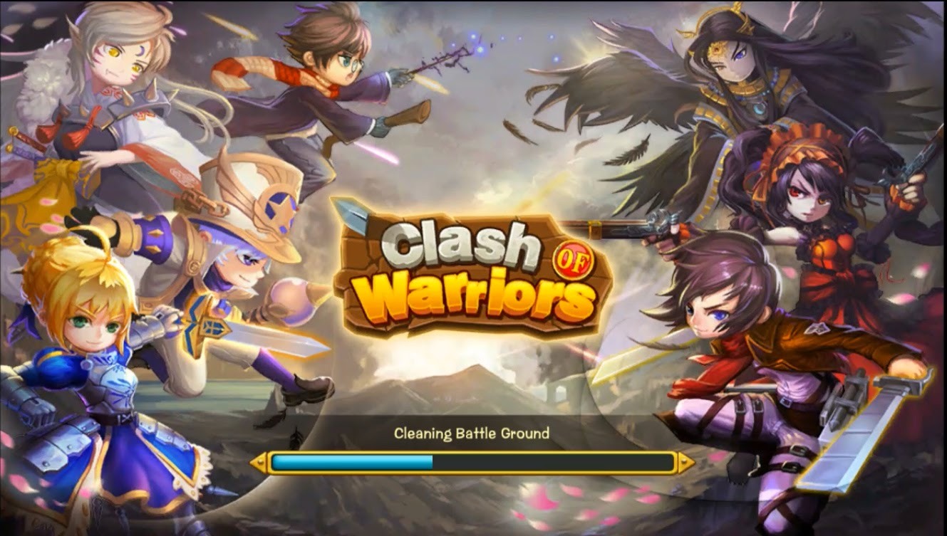 Clash of Warriors - NinjaPirate Gameplay Android