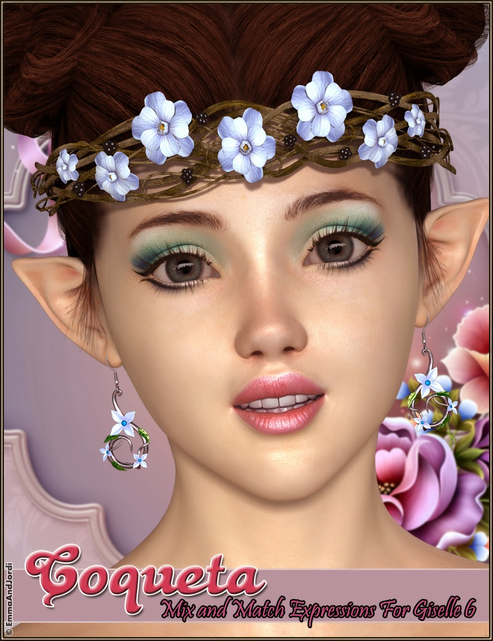 http://www.daz3d.com/coqueta-mix-and-match-expressions-for-giselle-6