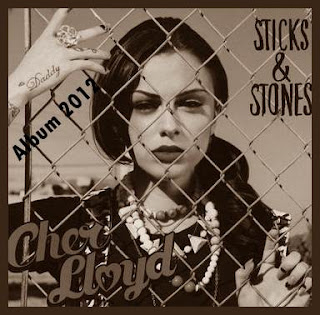 Cher Lloyd Album Sticks and Stones