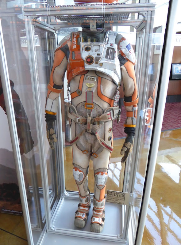 NASA astronaut movie costume The Martian