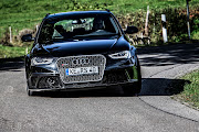 ABT has introduced their tuning version of Audi RS4. The car comes only with
