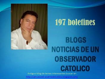 REMANENTIS I : NOTICIAS DE UN OBSERVADOR CATÓLICO