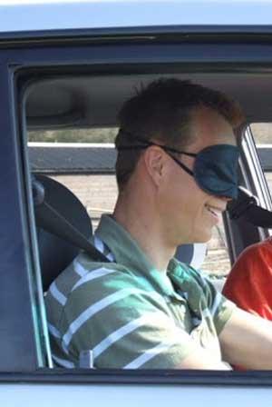 Alabama, AS – Diizinkan menutup mata saat menyetir