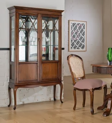 El blog de demarques muebles clasicos de caoba de keen for Replicas de muebles antiguos