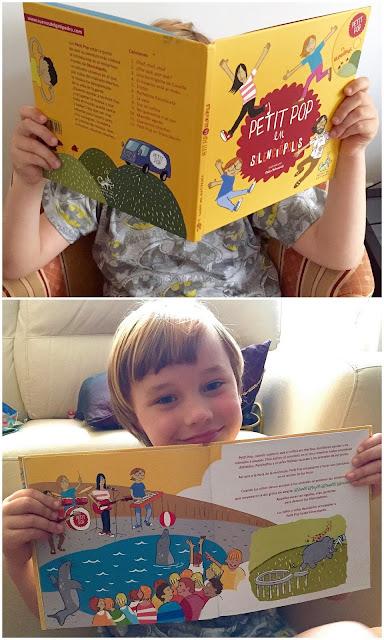 #Asturias con niños: Petit Pop en Silenciópolis: cuento estrella de regalo por las notas!