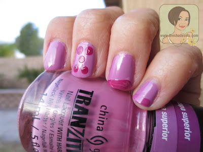 China Glaze Tranzitions