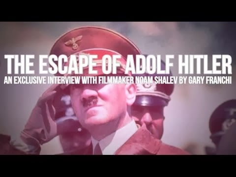 New Film Reveals Hitler Fled to Argentina
