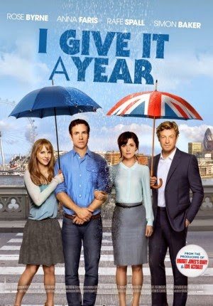 Film I Give It A Year 2014 di Bioskop