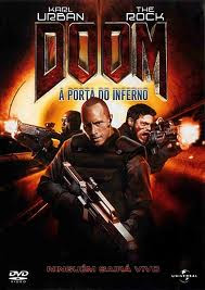 Doom – A Porta do Inferno Dublado (2005)