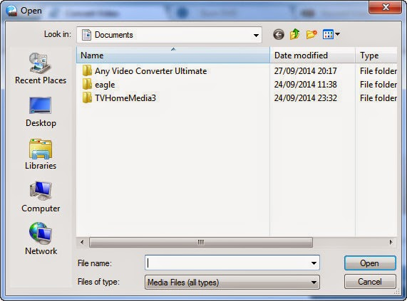 Cara Converter Video Atau Mengubah Format Video Dan MP3
