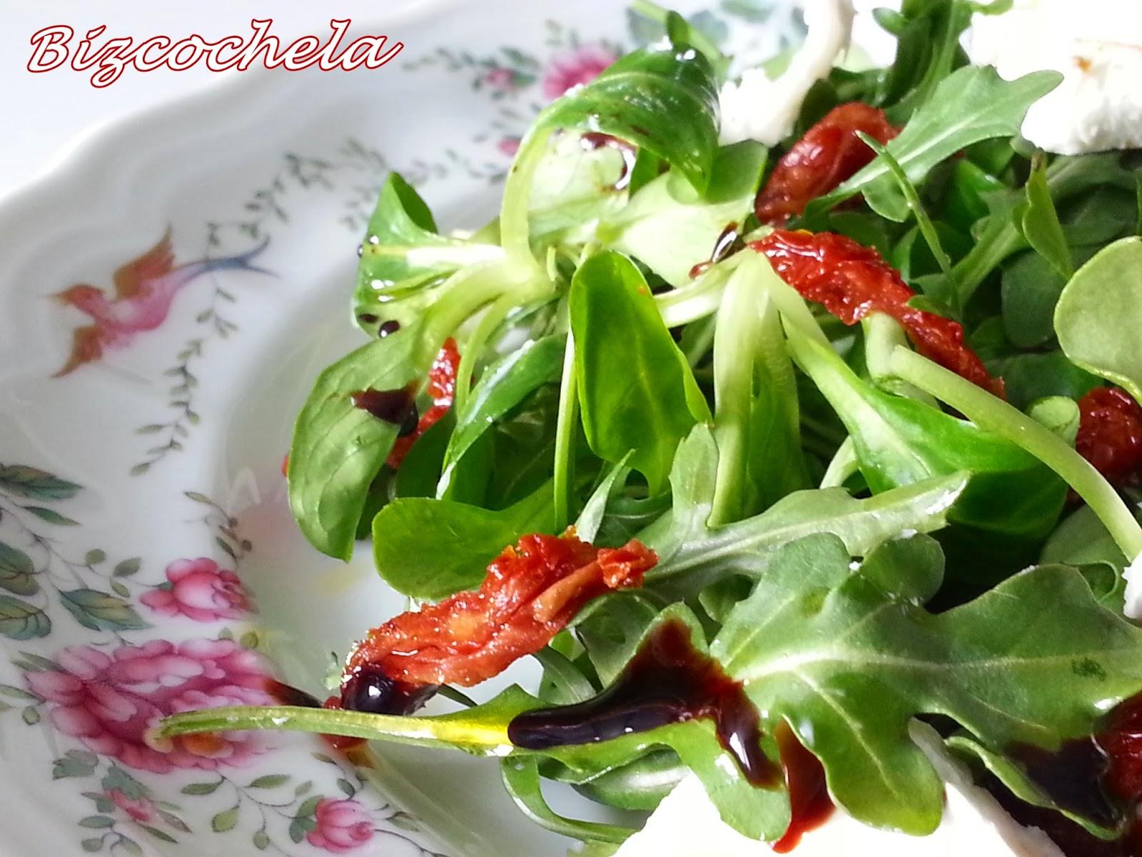 recetas y a cocinar se ha dicho ensalada con tomate