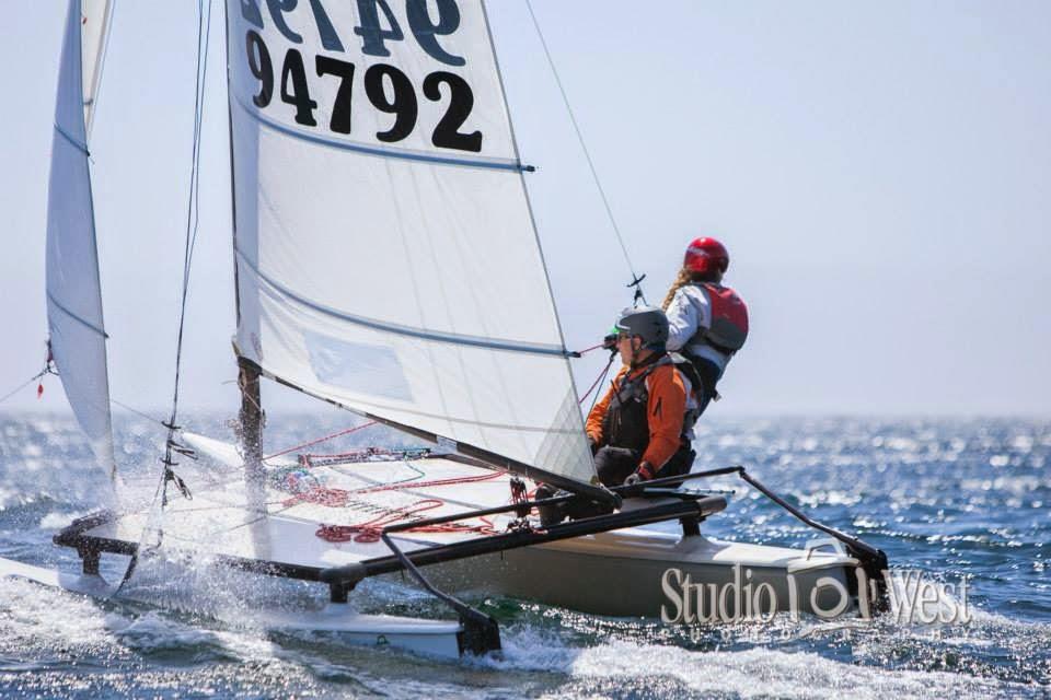 Hobie Cat Sailing - Epoxy Adhesives - Recreation Adhesives - BSI - Bob Smith Adhesives - Studio 101 West Photography