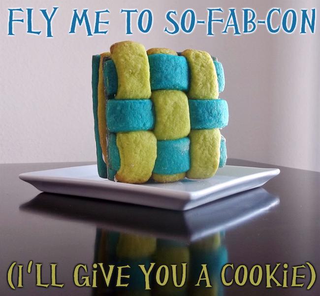 Social Fabic Pinata Cookies #LuvSoFab14 #CollectiveBias #SoFabCon14
