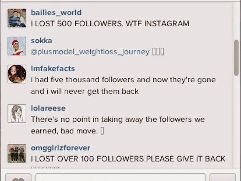 instagram 18 Instagram elimina millones de cuentas, porqué?